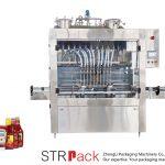 Αυτόματη μηχανή πλήρωσης σάλτσας