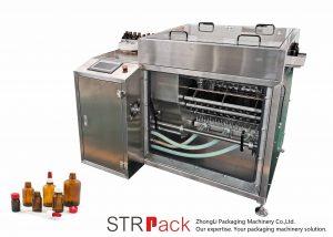 Μηχανή έκπλυσης μπουκαλιών