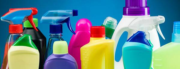 Μηχανήματα πλήρωσης οικιακών προϊόντων καθαρισμού